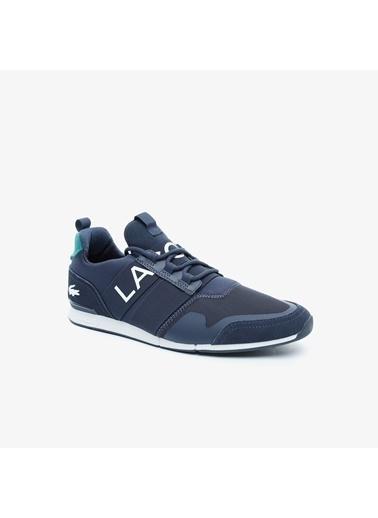 Lacoste Spor Ayakkabı Lacivert